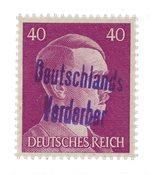 Tyskland Zoner 1945 - MICHEL 16 - Postfrisk