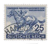 Empire Allemand 1942 - Michel 814 - Oblitéré