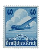 Tyskland - Tyske Rige 1936 - Michel 603 - Ubrugt