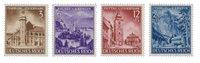 Tyskland - Tyske Rige 1941 - Michel 806/809 - Postfrisk