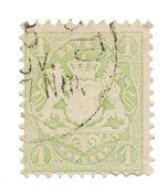 États allemands 1875 - Michel 32c - Oblitéré