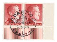 Empire Allemand 1942 - Michel 801A - Oblitéré