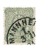 Empire Allemand 1880 - Michel 44aCE - Oblitéré