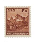 Liechtenstein 1933 - Michel 121 - Neuf