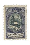 Liechtenstein 1921 - Michel 53 - Postfrisk