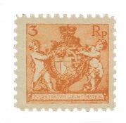 Liechtenstein 1921 - Michel 47A - Neuf avec charnières