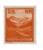 Liechtenstein 1933 - Michel 119 - Neuf