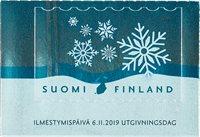 Suomi - Lumihiutale - Postituoreena
