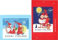 Finlande - Noël 2019 - Série neuve 2v