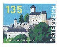 Østrig - Rappottenstein - Postfrisk frimærke