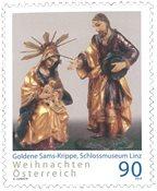 Autriche - Noël 2019 - Timbre neuf