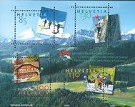 Suisse - Amis de la nature - Bloc-feuillet neuf