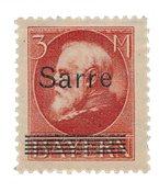 Allemagne / Sarre 1920 - Michel 29 - Neuf avec charnières