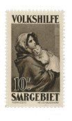 Allemagne / Sarre 1929 - Michel 141 - Neuf