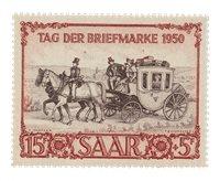 Allemagne / Sarre 1950 - Michel 291 - Neuf