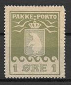 Grönlanti  - Pak 4B - Käyttämätön