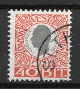 Danemark Antilles  - AFA 28 - Leimattu