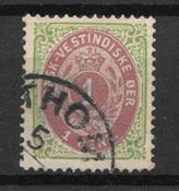 Danemark Antilles  - AFA 5  - Leimattu