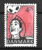 Danimarca  - AFA 1342x - Usata