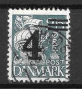Denmark  - AFA 221x - Cancelled