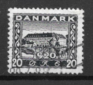 Denmark  - AFA 113x - Cancelled