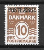 Denmark  - AFA PF 12 - Unused