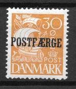 Denmark  - AFA PF 11 - Unused