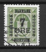 Danmark  - AFA 164 - Stemplet