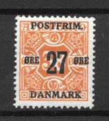 Danemark  - AFA 92 - Neuf avec charniere
