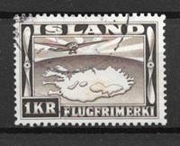 Islanti  - AFA 179 - Leimattu