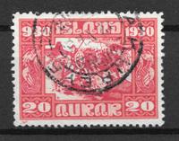 Islanti  - AFA 130 - Leimattu