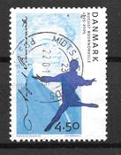Danmark  - AFA 1432x - Stemplet