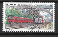 Denmark - AFA 1148y - Cancelled