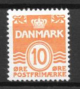 Danmark  - AFA 202 - Postfrisk