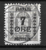 Danmark  - AFA 161 - Stemplet