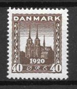 Denmark - AFA 114 - Mint