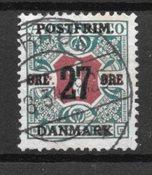 Danemark  - AFA 95 - Oblitéré