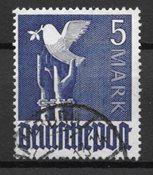 Allemagne - Zones 1948 - AFA 48 - Oblitéré