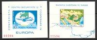 Rumænien 1977 - AFA 3424+3443 - Postfrisk