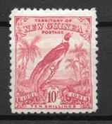 Englannin siirtomaita 1931 - 10  Shil. punainen  -  Käyttämätön