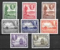 Englannin siirtomaita 1932 - Mic 61-68 - Käyttämätön