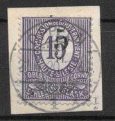 Allemagne 1920 - AFA 10a - Oblitéré