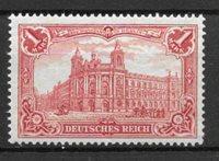 Tyske Rige 1902 - AFA 78 - Ustemplet