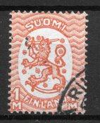 Finlande 1925 - AFA 145Aa - Oblitéré