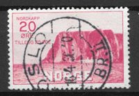 Norge 1930 - AFA 160 - Stemplet