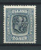 Islande 1915 - AFA 82 - Neuf