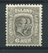 Islande 1907 - AFA 52 - Neuf avec charniere