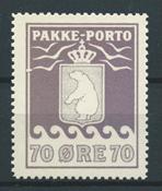 Grönlanti 1936 - Pak 13 - Postituore