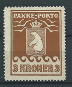 Grönlanti 1930 - Pak 12 - Käyttämätön