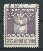 Grönlanti 1930 - Pak 10 - Leimattu